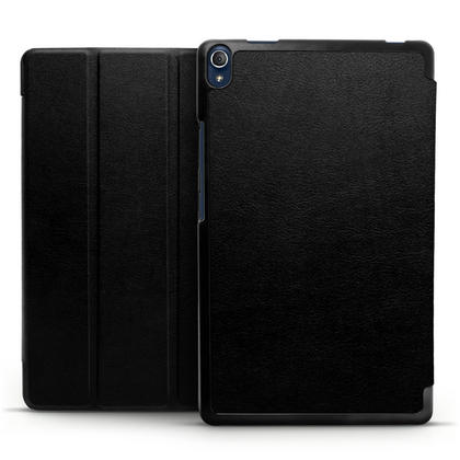 """iGadgitz PU Leather Smart Cover Case for Lenovo Tab 3 8"""" Plus TB-8703 with Sleep/Wake + Stand + Screen Protector Thumbnail 2"""
