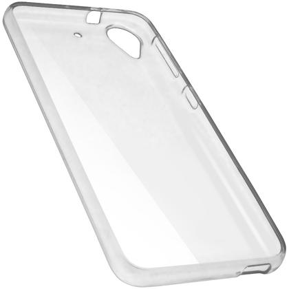 iGadgitz Glossy TPU Gel Skin Case Cover for HTC Desire 650 (2017) + Screen Protector Thumbnail 2