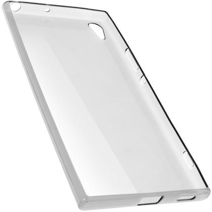 iGadgitz Glossy TPU Gel Skin Case Cover for Sony Xperia XA1 Ultra + Screen Protector Thumbnail 2