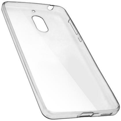 iGadgitz Glossy TPU Gel Skin Case Cover for Nokia 6 (2017) + Screen Protector Thumbnail 2