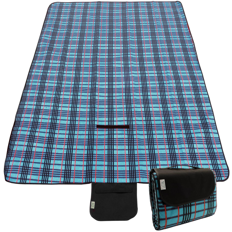 200x145cm faltbare fleece picknickdeck campingdecke reisedecke stranddecke matte 5055644845826. Black Bedroom Furniture Sets. Home Design Ideas