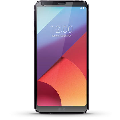 iGadgitz Tempered Glass Screen Protector for LG G6 H870 (2017) Shatterproof 9H Hardness Anti Scratch Thumbnail 3