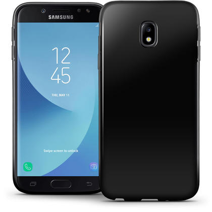 iGadgitz Glossy TPU Gel Skin Case Cover Samsung Galaxy J5 2017 + Screen Protector Thumbnail 4