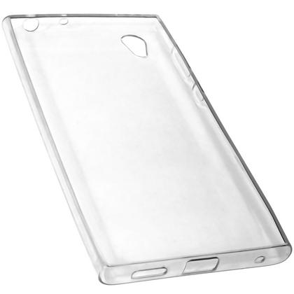 iGadgitz Glossy TPU Gel Skin Case Cover for Sony Xperia L1 (2017) + Screen Protector Thumbnail 2