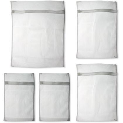 iGadgitz Home Zippered Laundry Bags Reusable Mesh Washing Bags Thumbnail 2