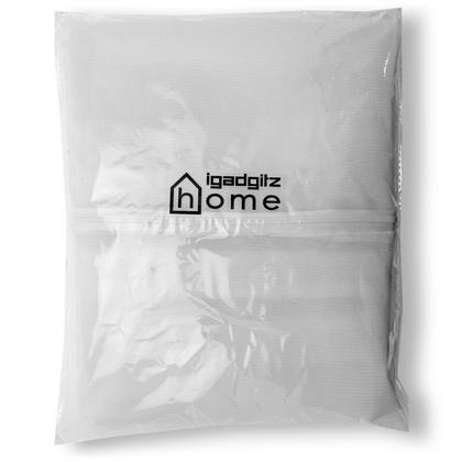 iGadgitz Home Zippered Laundry Bags Reusable Mesh Washing Bags Thumbnail 4