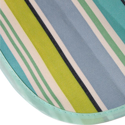 CampTeck 200 x 145cm Folding Picnic Blanket Waterproof Backing Travel Picnic Rug for Outdoors Beach Camping with Handle Thumbnail 4