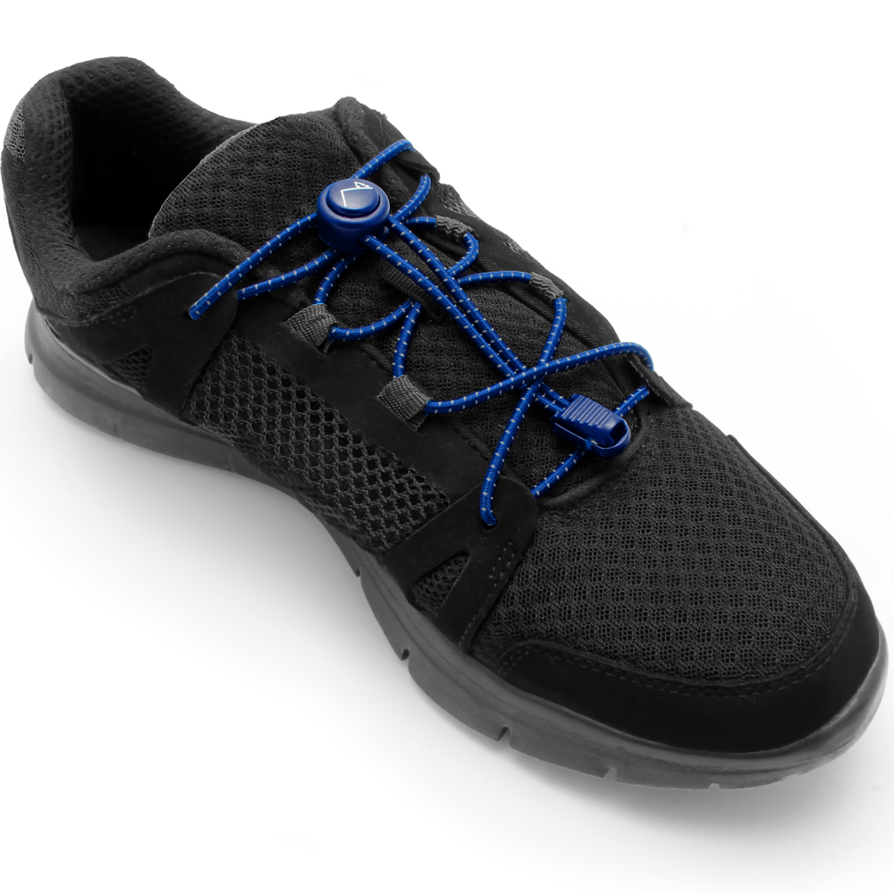 No Tie Laces For Kids Running Shoes