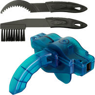 CampTeck Bike Chain Cleaner Cyclone Chain Scrubber Bicycle Machine Chain Brush Cleaning Tool for all Types of Bicycles