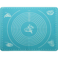 iGadgitz Home 50cmx40cm Silicone Baking Mat Non-Stick Rolling Pastry Mat Perfect for Fondant Dough Cookies Sugarcraft