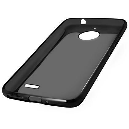 iGadgitz Glossy TPU Gel Skin Case Cover Motorola Moto E4 2017 (Not US Model) + Screen Protector Thumbnail 4
