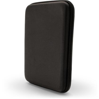 iGadgitz Black EVA Zipper Travel Hard Case Cover Sleeve for Asus ZenPad S 8'' Tablet Thumbnail 3