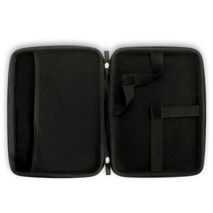iGadgitz Black EVA Travel Hard Case Cover Sleeve for Asus ZenPad Z10 & ZenPad 3S 10 Thumbnail 2
