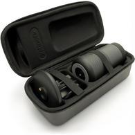 iGadgitz Black EVA Carrying Hard Travel Case Cover for Bose SoundLink Revolve