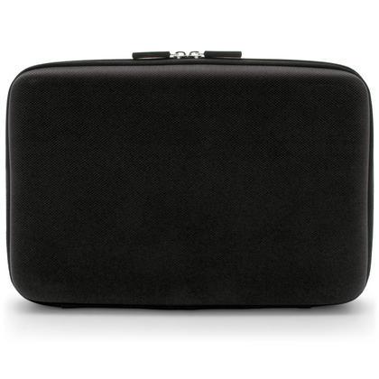 "iGadgitz Black EVA Zipper Travel Hard Case Cover Sleeve for Amazon Fire HD 10.1"" Thumbnail 4"