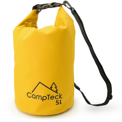 CampTeck Dry Sack Waterproof Floating Storage Dry Bag for Camping Rafting Fishing Canoeing Boating Kayaking Snowboarding Thumbnail 3