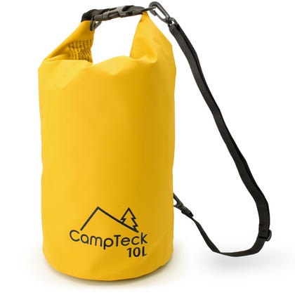 CampTeck Dry Sack Waterproof Floating Storage Dry Bag for Camping Rafting Fishing Canoeing Boating Kayaking Snowboarding Thumbnail 2