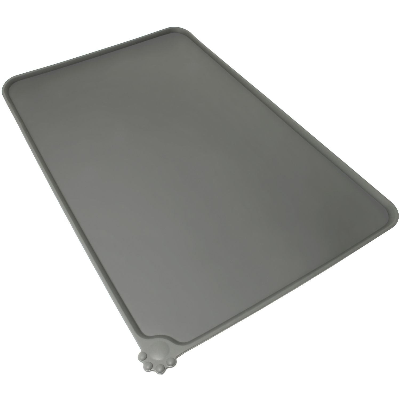 grade slip fda waterproof p dog mat onme food silicone bowl pet mats non feeding dishes s