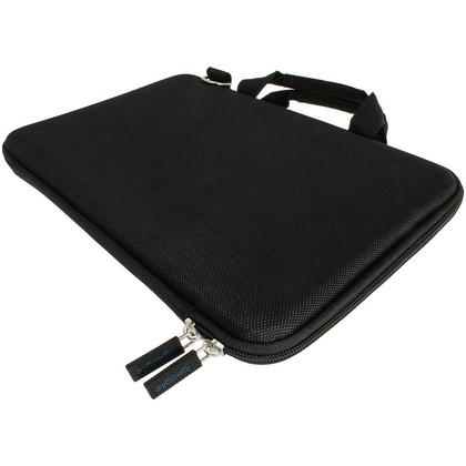 iGadgitz Black Hard Carry Case Cover With Shoulder Strap for Samsung Galaxy Tab Pro 12.2 SM-T900 & Note Pro 12.2 SM-P90 Thumbnail 3