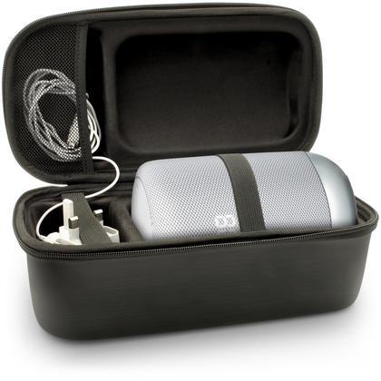 iGadgitz U6763 EVA Carrying Hard Travel Case Cover for Sony LF-S50G Smart Speaker - Black Thumbnail 1