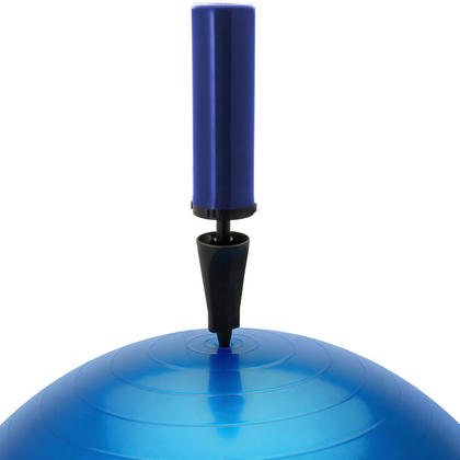 CampTeck U6764 Exercise Ball 65cm Swiss Ball with Hand Pump for Fitness, Gym, Yoga, Pilates, CrossFit etc. Thumbnail 3