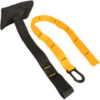 CampTeck Door Anchor Attachment & Carabiner Anchor Strap for Suspension Trainer & Exercise Resistance Tubes Bands
