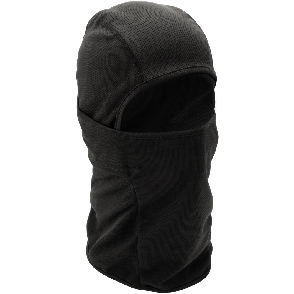 CampTeck U6861 Breathable Ski Mask Windproof Polyester Ski Balaclava for Motorcycle, Cycling, Skiing, Snowboard - Black