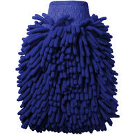 iGadgityz Home Microfibre Noodle Car Wash Mitt Glove Double Sided Absorbent Washing Sponge ? Blue