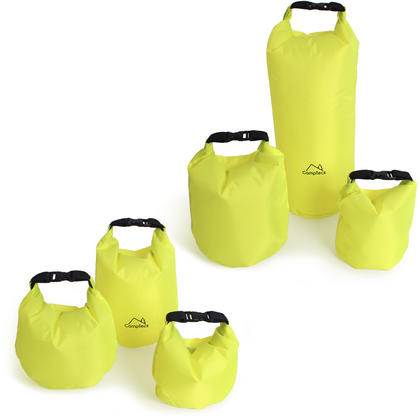 CampTeck Dry Sack Water Resistant Storage Dry Bag for Camping, Rafting, Fishing, Canoeing, Boating, Kayaking etc. Thumbnail 1