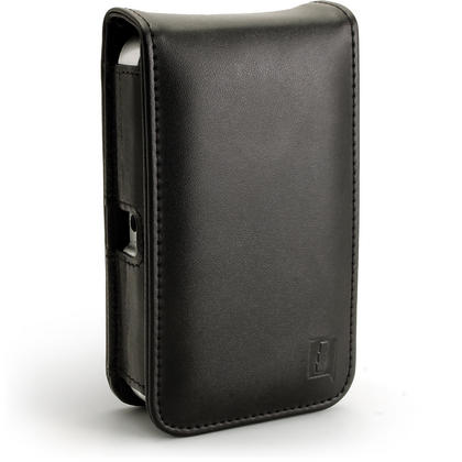 iGadgitz Genuine Leather Case Cover for Pure Pocket DAB 1500 Radio Thumbnail 4