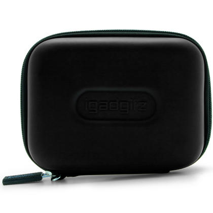 "iGadgitz Black EVA Hard Case Cover for Samsung M3 & P3 500GB, 1TB & 2TB USB 3.0 Slimline 2.5"" Portable Hard Drive Thumbnail 3"