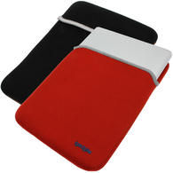 "iGadgitz Red/Black Reversible Neoprene Sleeve Case Cover for Apple MacBook 13.3"" 13""  (Models from 2006 +)"
