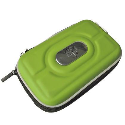 iGadgitz Green EVA Hard Case Cover for Nintendo 3DS + set of 2 Screen Protectors Thumbnail 4