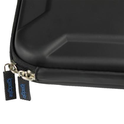 iGadgitz Black EVA Travel Hard Case Cover Sleeve for External DVD CD Blu-Ray Rewriter / Writer Thumbnail 6