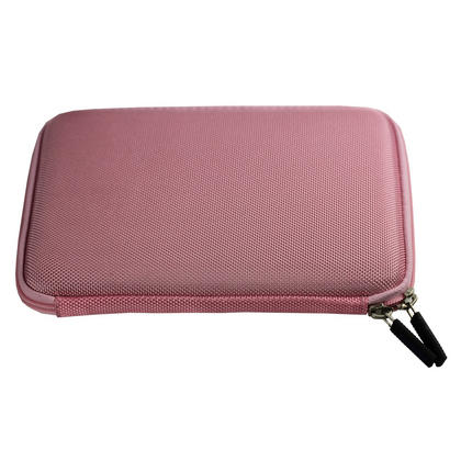 "iGadgitz Pink EVA Travel Hard Case Sleeve for New Amazon Kindle 4 Wi-Fi 6"" eReader (Released October 2011) Thumbnail 4"