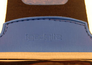 iGadgitz Blue Reflective Anti-Slip Neoprene Sports Armband for Samsung Galaxy S2 i9100 Thumbnail 6