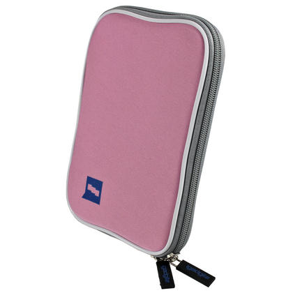 iGadgitz Pink Neoprene Sleeve Case for Samsung Galaxy Tab P1000 GT-P6200 GT-P6210 7.0 & Tab 2 GT-P3100 GT-P3110 Tablet Thumbnail 2