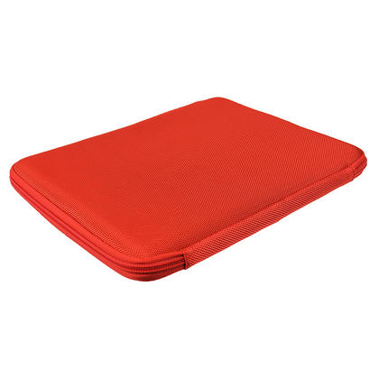 iGadgitz Red EVA Hard Case for Samsung Galaxy Tab PRO 10.1 SM-T520 / SM-T525 Thumbnail 3