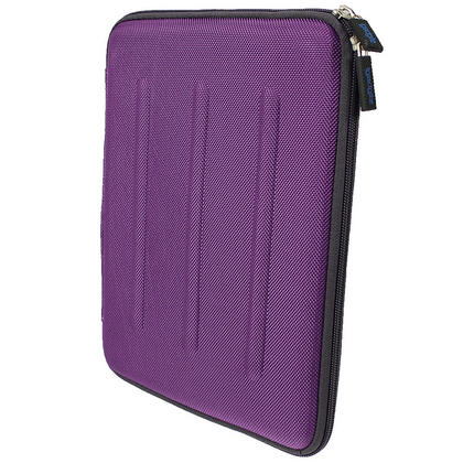 "iGadgitz Purple Travel Hard Case for Apple iPad 2, 3, 4 with Retina Display, Air (launched Oct 2013) & Pro 9.7"" 2016 Thumbnail 5"