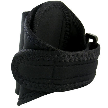 iGadgitz Black Water Resistant Neoprene Sports Armband for Motorola Defy MB525 & Defy+ (Plus) Thumbnail 2