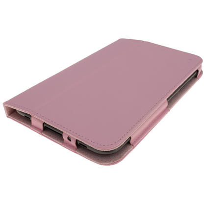 iGadgitz Pink 'Portfolio' PU Leather Case for Samsung Galaxy Tab 2 P3100 P3110 7.0 4.0 Tablet + Screen Protector Thumbnail 7