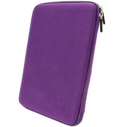 "iGadgitz Purple EVA Travel Hard Case for Various Asus 10.1"" Tablets (Transformer Pad/Infinity/Book/Memo Pad & Vivo Tab) Thumbnail 5"