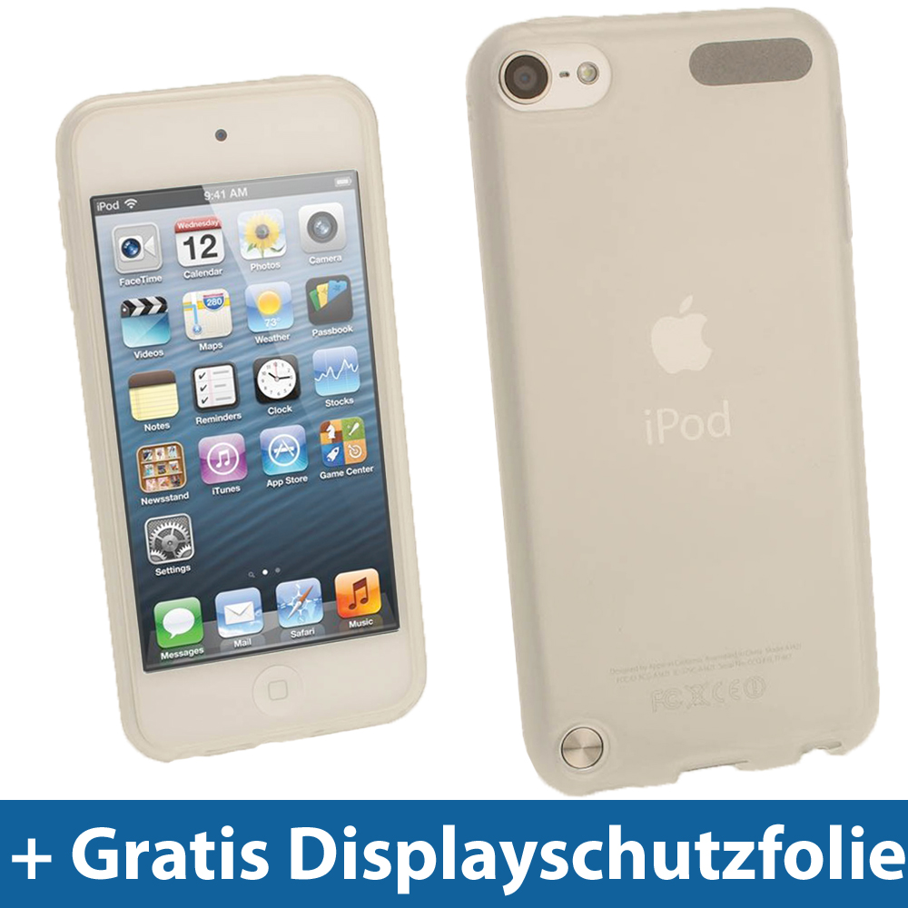 Klar Gel Tasche Für Apple Ipod Touch 6 5 Generation 5g 6g Etui