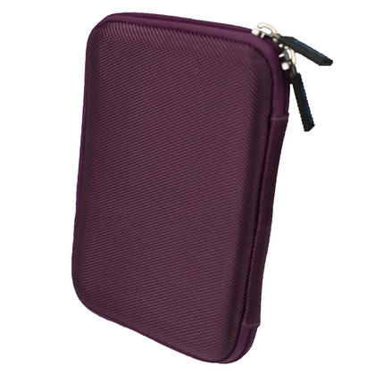 Purple EVA Travel Hard Case Cover Sleeve for Samsung Galaxy Tab S2 8'' SM-T710 Thumbnail 2