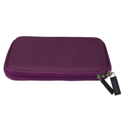 Purple EVA Travel Hard Case Cover Sleeve for Samsung Galaxy Tab S2 8'' SM-T710 Thumbnail 4
