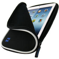 iGadgitz Black Neoprene Case for Apple iPad Mini 1st Gen & 2nd Gen with Retina Display (launched Oct 13)
