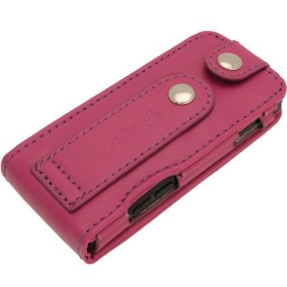 iGadgitz Purple PU Leather Case for Sony Walkman NWZ-E473 NWZ-E474 NWZ-E574 NWZ-E575 E Series MP3 Player Thumbnail 6