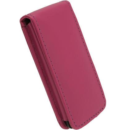 iGadgitz Purple PU Leather Case for Sony Walkman NWZ-E473 NWZ-E474 NWZ-E574 NWZ-E575 E Series MP3 Player Thumbnail 5