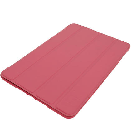 iGadgitz Pink Rubberised Plastic with Hard Back Case for Apple iPad Mini 16GB 32GB 64GB. With Sleep/Wake Function. Thumbnail 4