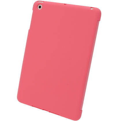 iGadgitz Pink Rubberised Plastic with Hard Back Case for Apple iPad Mini 16GB 32GB 64GB. With Sleep/Wake Function. Thumbnail 6